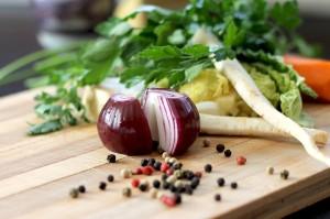 cebula, warzywa, kapusta